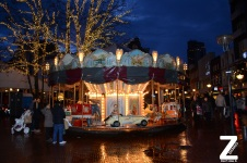De Markt. The Carrousel.