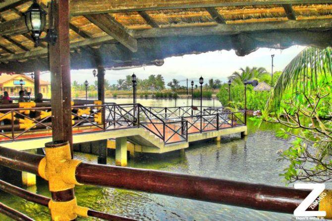 Isla Parilla Resort, Philippines
