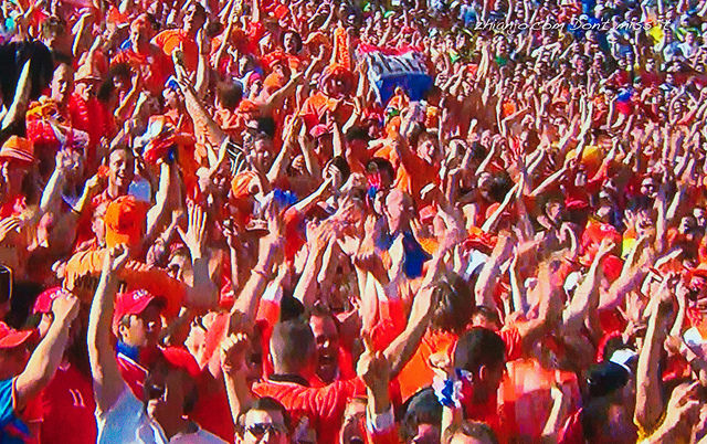 Chile - Netherlands - Zhianjo: don't miss it.