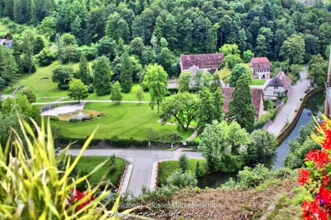 Wildberg, Kloster Maria Reuthin