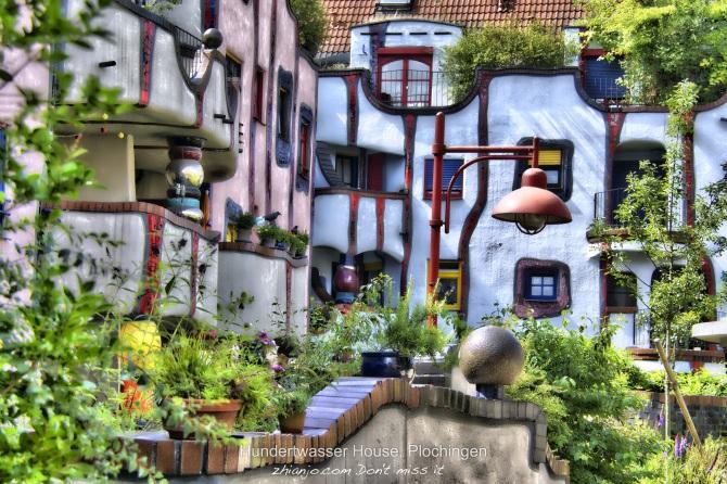 Hundertwasser House, Plochingen 1-1