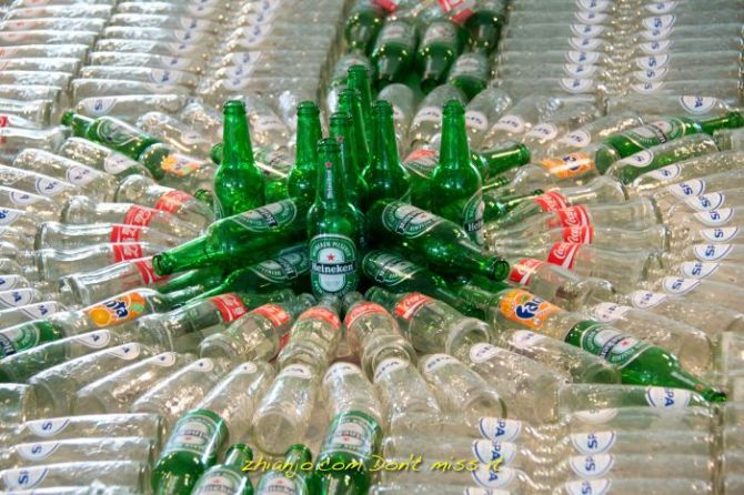 Bottle Carpet