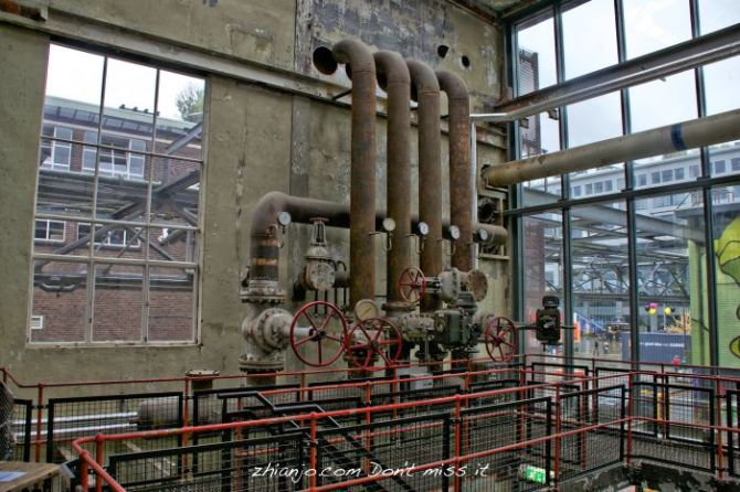 Philips Engine Room