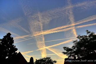 Drawings in the sky